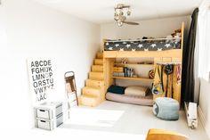 Inspiratie en tips voor een kinderkamer met genoeg opbergruimte - Roomed