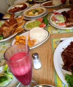 Remember when my mom used to cook like this miss the holidays when she would make massive meals LOVE  Colombian food