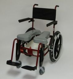 **New Product Added** ActiveAid's AdVanced 922 Folding Shower/Commode Chair has a unique design and its features have both the user and caregiver in mind. Folding Shower Chair, Folding Chair, Shower Commode Chair, Transport Chair, Handicap Bathroom, New Product, Kids Room, Caregiver, Toilet