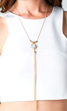 #fringe #pendant #lariat #necklace WWW.SHOPPUBLIK.COM #shoppublik #publik #womens #fashion #clothes #style #accessories #jewelry #rings #bracelets #earrings #statement #necklaces #gold #silver #chic #cute #hot #trendy #sexy #swag #fashionista #fashionfeen #fallfashion #holidays #fashionforward #fashiontrends #outfitinspiration #streetstyle #celebstyle #ootd #whatsnew #newarrivals #armpartyswag #womenswear