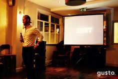 Our first GUSTO Event, titled Ghastly Google: Mistakes That Will Make Your Business Crawl. Sign up to our newsletter to hear about our next event: http://www.zestdigital.com/contact/