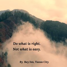 Do what is right. Not what is easy. #lifequotes #quotestags #inspirational #wordporn #quotesdaily #instaquote #poetry #inspirationalquotes #quotes #quoteoftheday Nest Hotel, Crow's Nest, Do What Is Right, Beach Hotels, Crows, Bird Watching, Word Porn, Bay Area, Quote Of The Day