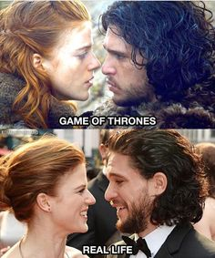 Ygritte & Jon Snow - Game of Thrones Game Of Thrones Facts, Game Of Thrones Dragons, Got Game Of Thrones, Game Of Thrones Quotes, Khal Drogo, Ygritte And Jon Snow, Jon Schnee, Game Of Thrones Merchandise, Game Of Throne Actors