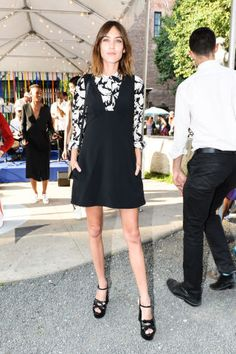Stella McCartney and her chicest friends took over the Elizabeth Street Garden for her annual resort party.