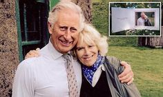 Taken during their summer break in Scotland, the photo shows Charles and Camilla looking hugely relaxed in the way only their closest family and friends see them.
