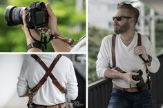Holdfast MoneyMaker Camera Harness review and 3 reasons to get one! Security, Comfort and Vanity! There's nothing more uncomfortable or touristy than