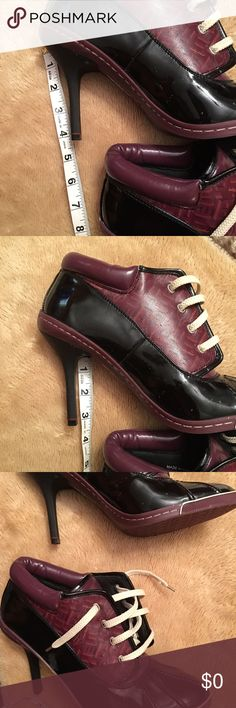 Additional Photos of Baby Phat Ankle Boots Additional photos of Baby Phat Ankle Boots Heel Measurements Baby Phat Shoes Ankle Boots & Booties