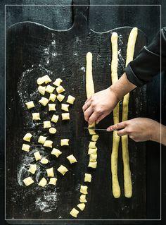 Homemade Gnocchi Gnocchi, Pasta, Homemade, Vegan, Wall, Recipes, Food, Salmon, Food Portions