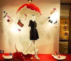 Prada, LONDON CHRISTMAS ROUND-UP - VM