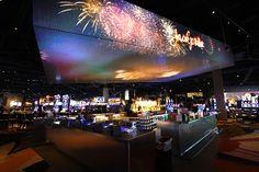 Center Bar at SLS Las Vegas.