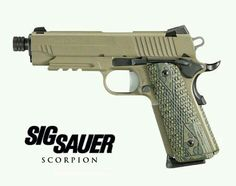 Sig Sauer Scorpion Tactical .45acp