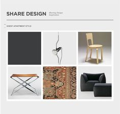 Share Design — Ghent Apartment Style