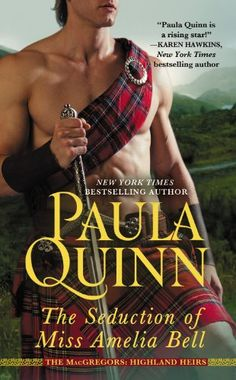 """Release Day! March 25, 2014  """"Scottish romance at its very best! Deliciously romantic and sensual, Paula Quinn captures the heart of the Highlands in a tender, passionate romance that you won't be able to put down."""" --Monica McCarty, New York Times bestselling author on Seduced by a Highlander"""