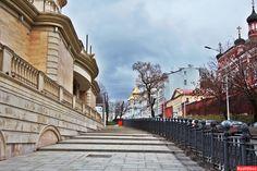 Moscow Рождественский бульвар