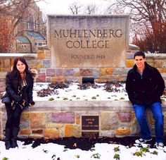 It was last minute when I decided to go to the same college as my brother. Originally, I had not even given a glance at Muhlenberg, because in my mind, that was my brother's school, not mine. Eventually, I had realized it happened to be the right school for me too. My brother being there was just an additional plus :)