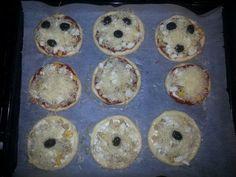 Pizza parti (avant cuisson)