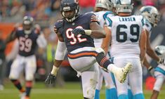 Bears place Pernell McPhee on IR = The Chicago Bears have placed linebacker Pernell McPhee on injured reserve, thus ending his season, the team announced Wednesday morning. With a spot open.....