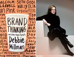 Debbie millman brand pinterest debbie millman to read brand thinking and other noble pursuits by debbie millman profiled in sharpie fandeluxe Image collections
