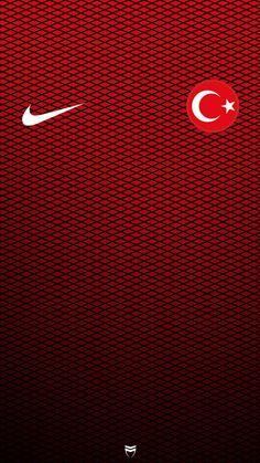 Tr uni Turkey Football Team, Fifa Football, National Football Teams, Football Kits, Football Jerseys, Team Wallpaper, Football Wallpaper, Soccer Uniforms, School Uniforms
