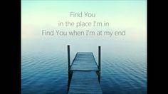 Find You on my Knees [Lyrics] - Kari Jobe