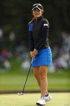 encrypted-tbn3.gstatic.com images?q=tbn:ANd9GcSgB_34TNo65E_lPg_EtXRpeWaWTmPw7F-vtGunsGAuKRsoDBigkHSGFXjUgQ Golf Attire, Golf Outfit, Golf Wear, Lpga, Play Golf, Ladies Golf, Sport Girl, Asian Woman, Athlete