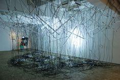 Hitoshi Kuriyama sculpture lighting installation