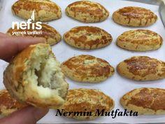 Pasta Recipes, Cake Recipes, Dessert Recipes, Desserts, Turkish Recipes, Ethnic Recipes, Baked Potato, Muffin, Menu