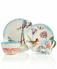 Fitz and Floyd Dinnerware, Flourish Collection