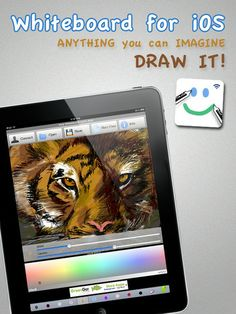 Today's Drawing Class 101: Drawing Apps | WhiteBoard Drawing app