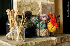 Purls Just Wanna Have Fun! :: How to throw a knitting party #knitting #party #howto #yarn #gno #girlsnightout