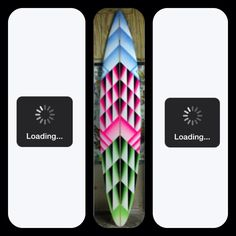 Search4shin insta account has a range of good sprays from lost surfboards. Like the colour and geometry of this step up. #surfboardsprays