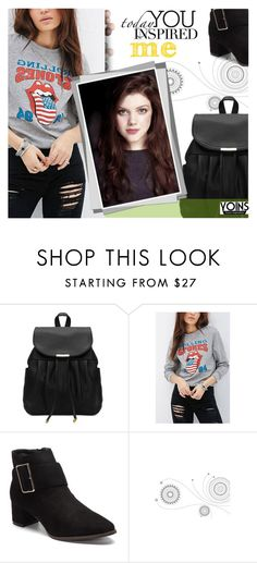 """""""#YouAndYoins"""" by juromi ❤ liked on Polyvore featuring yoins, yoinscollection and loveyoins"""