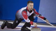 Team Canada has clinched a spot in the 1-2 page playoff at the World Men's Curling Championship in Edmonton, posting...
