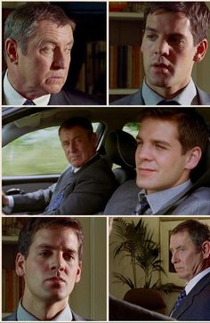 MIDSOMER MURDERS, Bad Tidings, Here Tom experiences his first interaction with Dan Scott at work. He gives him a few tips and glances to let him know he needs to soften his approach. Detective, Bbc Tv Shows, Midsomer Murders, Cop Show, Bald Girl, Asmr Video, Star Wars, Marilyn Monroe Photos, Movie Tv