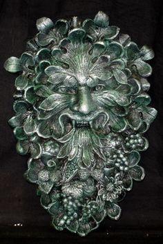 GreenmanCeltic Myth Pagan