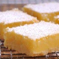 Cannabis Lemon Bars Recipe- Big Buds Magazine