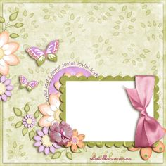 "Photo from album ""Wings of Spring}}"" on Yandex. Baby Scrapbook Pages, Scrapbook Frames, Vintage Scrapbook, Scrapbook Designs, Scrapbook Embellishments, Scrapbook Sketches, Scrapbook Albums, Scrapbooking Layouts, Birthday Frames"