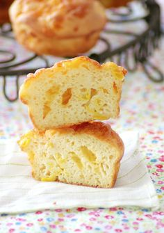 receta muffins de queso