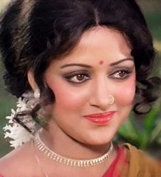 Hema Malini in Dhoop Chhaon Most Beautiful Bollywood Actress, Bollywood Actress Hot Photos, Beautiful Actresses, Indian Actress Images, Indian Film Actress, Indian Actresses, Beauty Full Girl, Beauty Women, Beautiful Lips