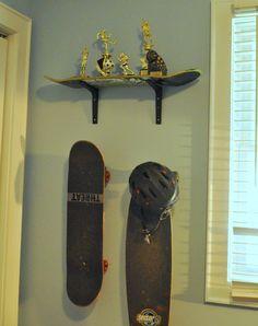 Preteen Boy's Room | The Weekend Homemaker