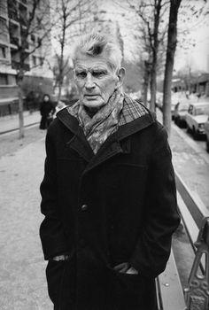 """Da igual. Prueba otra vez. Fracasa otra vez. Fracasa mejor"". Samuel Beckett"