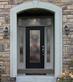 Legacy Tranquility Steel Door