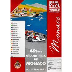 Monaco Grand Prix - 1991