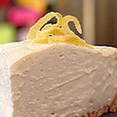 Frozen Lemonade Pie Recipe   Key Ingredient