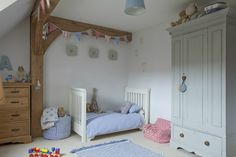 children's room via The Paper Mulberry