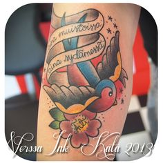 https://www.facebook.com/VorssaInk http://tattoosbykata.blogspot.fi tattoo, tatuointi, vorssa ink, forssa, kata puupponen
