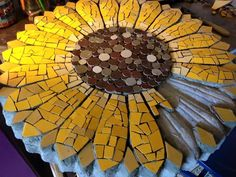How To Use Old Cds For Mosaic Craft Projects Diy Kitchen - How To Use Old Cds For Mosaic Craft Projects Diy Kitchen Backsplash Tips And Tricks This Instructable Goes Into Detail About How We My Partner Renier And I Created A Mosaic Backsplash Using Cds Mosaic Tile Art, Mosaic Artwork, Mosaic Crafts, Mosaic Projects, Mosaic Glass, Mosaic Backsplash, Stained Glass, Kitchen Backsplash, Diy Kitchen
