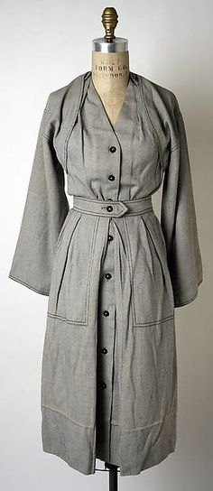 Claire McCardell, Playsuit, 1943, The Metropolitan Museum of Art, New York