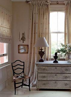 tela inglesa rosas vintage