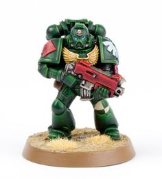 I've been meaning to do this for ages. I've created a few Space Marine painting tutorials for a lot of chapters and I thought it would b...